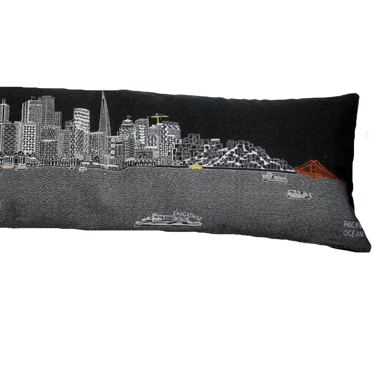 San Francisco Skyline Pillow