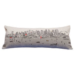 Seattle Skyline Pillow