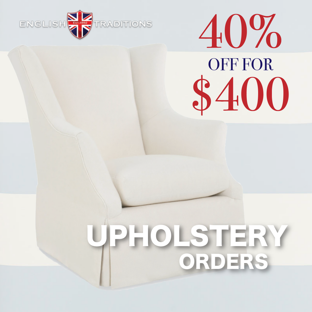 Upholstery Voucher - Buy Now Save Later