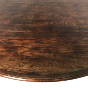 English Replica Padfoot Dropleaf Table
