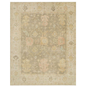 Vincent Moss Gray/Stone Rug