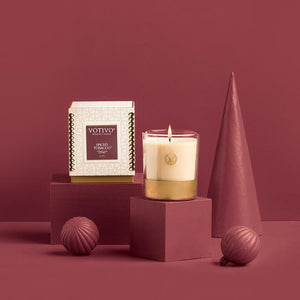 Spiced Tobacco Holiday Candle