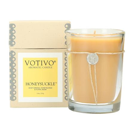 Honeysuckle Aromatic Candle