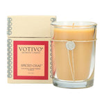 Spiced Chai Aromatic Candle