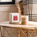 Red Currant Holiday Candle