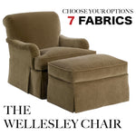 Make Your Wellesley Swivel Chair