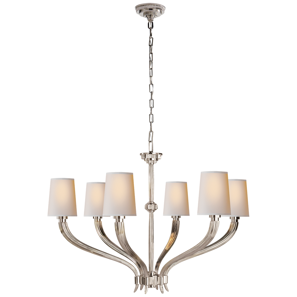 Ruhlmann Large Chandelier