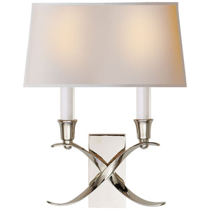 Cross Bouillotte Small Sconce