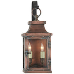 Bedford Small Scroll Arm Lantern