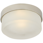 "Barton 6"" Solitaire Flush Mount"