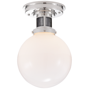 McCarren Small Flush Mount