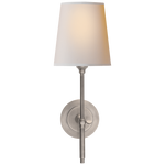 Bryant Sconce- Available in Polished & Antiqued Nickel