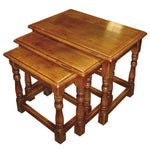 Nesting Set of 3 Rectangular Tables