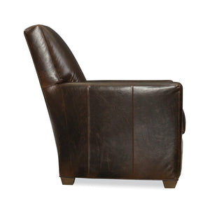 Malcolm Leather Chair