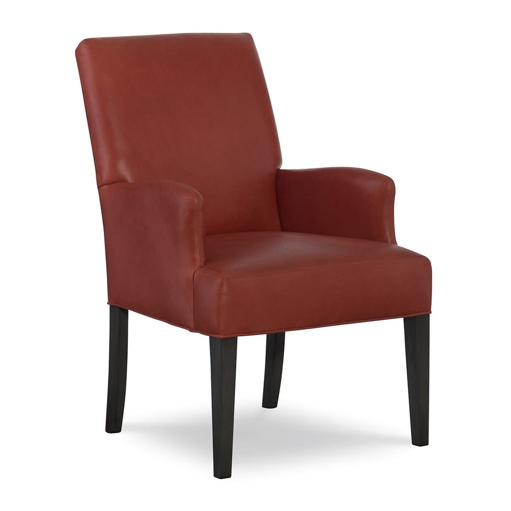 Cody Leather Dining Arm Chair