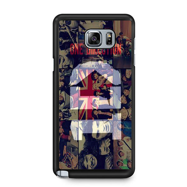 1D Samsung Galaxy Note 5 7 5 Edge | Edge Case