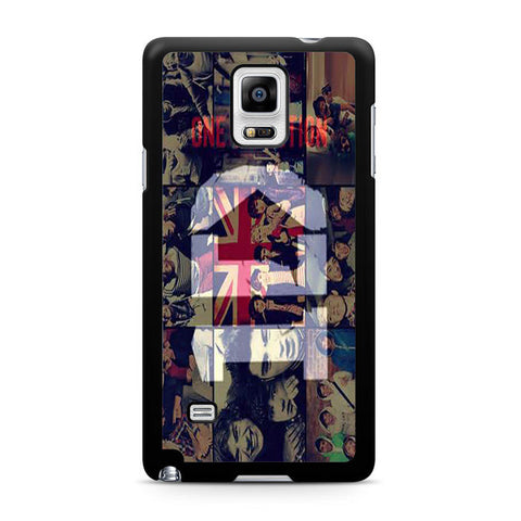 1D Samsung Galaxy Note 4 3 2 Case