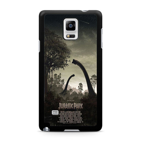 2 Long neck monsters Samsung Galaxy Note 4 3 2 Case