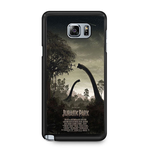 2 Long neck monsters Samsung Galaxy Note 5 7 5 Edge | Edge Case