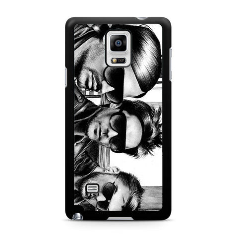 30 Second To Mars Cover Samsung Galaxy Note 4 3 2 Case