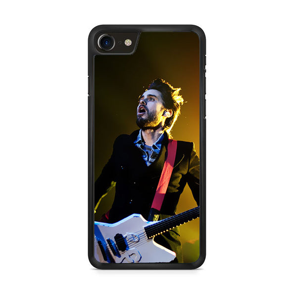 30 Second To Mars Guitar Permormance iPhone 8 Case