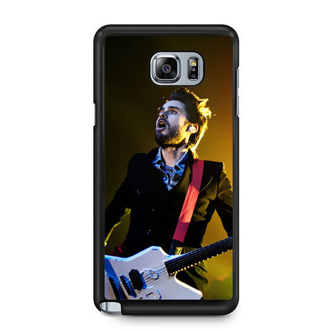 30 Second To Mars Guitar Permormance Samsung Galaxy Note 5 7 5 Edge | Edge Case