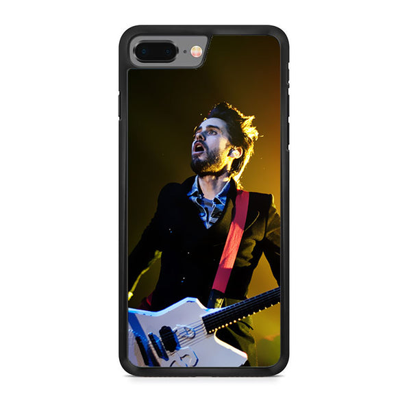 30 Second To Mars Guitar Permormance iPhone 8 Plus Case