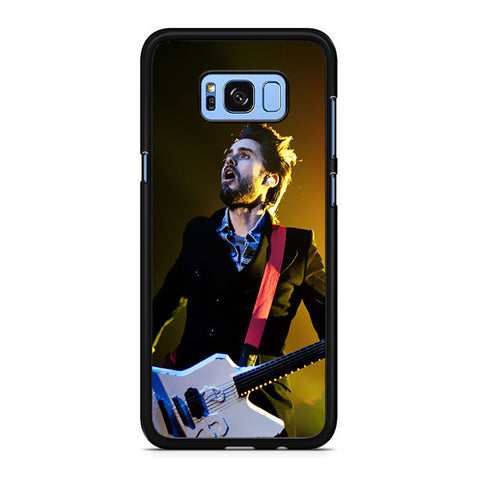 30 Second To Mars Guitar Permormance Samsung Galaxy S8 | S8 Plus Case