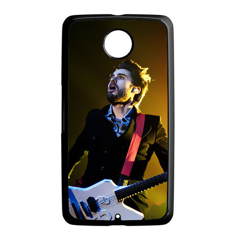 30 Second To Mars Guitar Permormance Nexus 6 5 4 8 5X Case