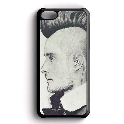 30 Second To Mars Hair Style iPhone 5C Case