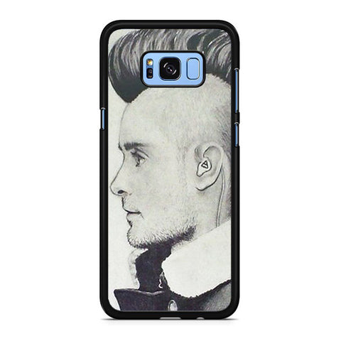 30 Second To Mars Hair Style Samsung Galaxy S8 | S8 Plus Case