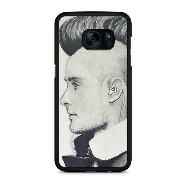 30 Second To Mars Hair Style Samsung Galaxy S7 | S7 Edge Case