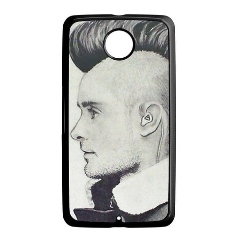 30 Second To Mars Hair Style Nexus 6 5 4 8 5X Case
