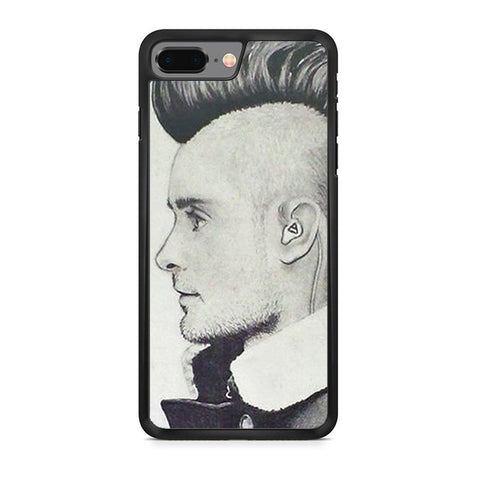 30 Second To Mars Hair Style iPhone 8 Plus Case