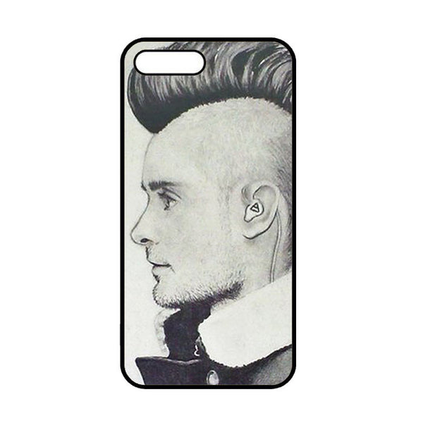 30 Second To Mars Hair Style iPhone 7 | 7 Plus Case