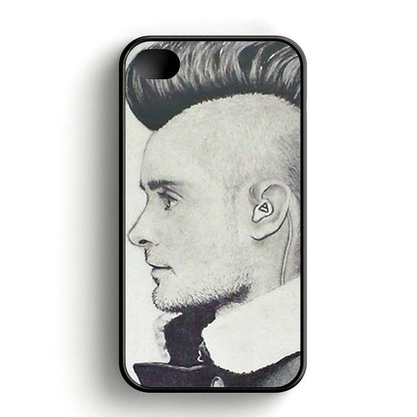 30 Second To Mars Hair Style iPhone 4 | 4S Case