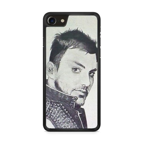 30 Second To Mars I Look iPhone 8 Case