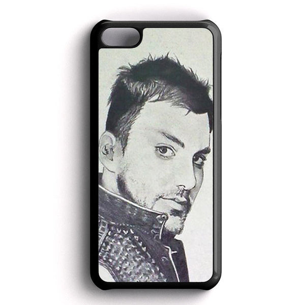 30 Second To Mars I Look iPhone 5C Case