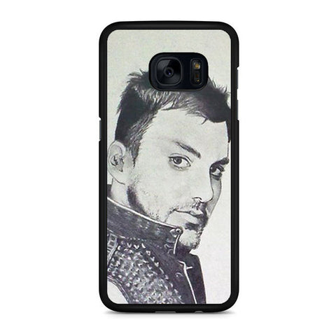 30 Second To Mars I Look Samsung Galaxy S7 | S7 Edge Case