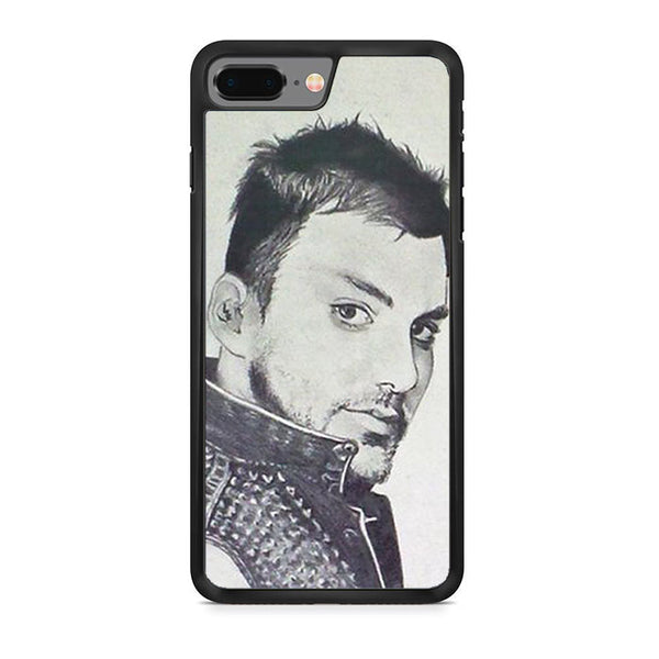 30 Second To Mars I Look iPhone 8 Plus Case