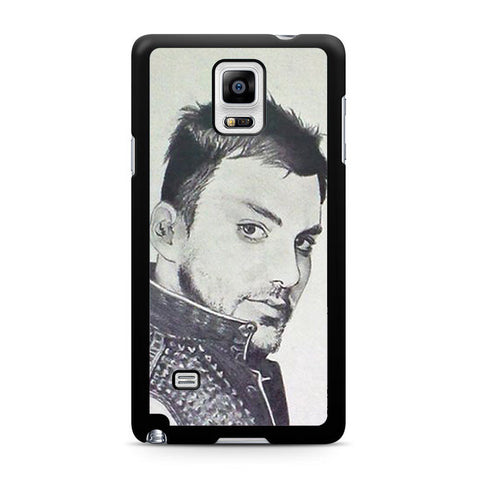 30 Second To Mars I Look Samsung Galaxy Note 4 3 2 Case