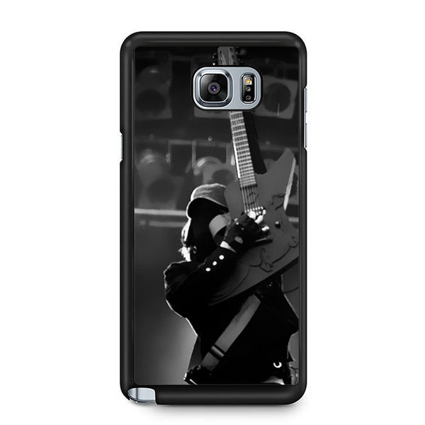30 Second To Mars Performance Music Samsung Galaxy Note 5 7 5 Edge | Edge Case