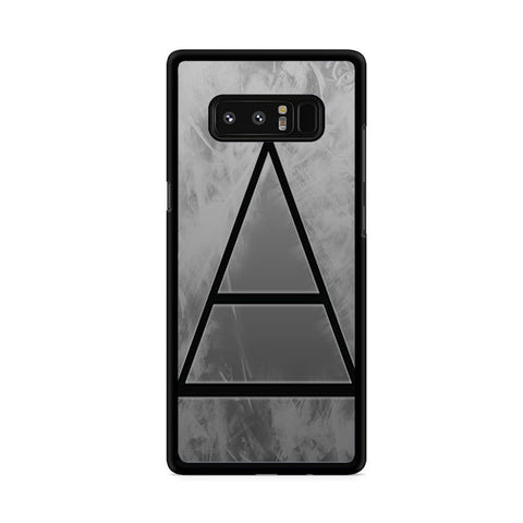 30 Second To Mars Potrait Samsung Galaxy Note 8 Case