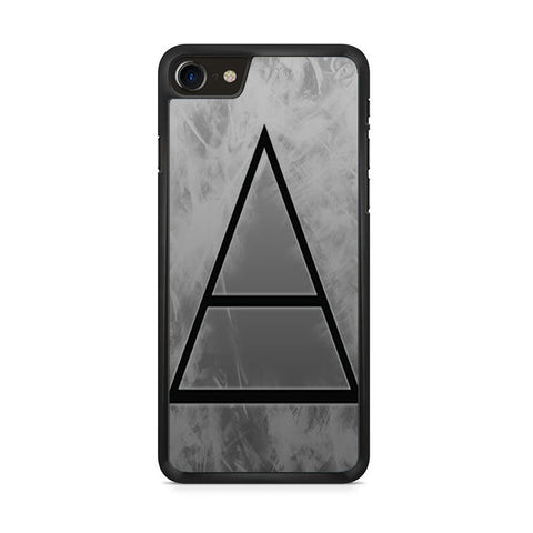 30 Second To Mars Potrait iPhone 8 Case