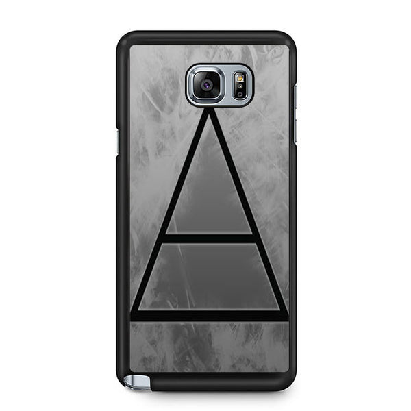 30 Second To Mars Potrait Samsung Galaxy Note 5 7 5 Edge | Edge Case
