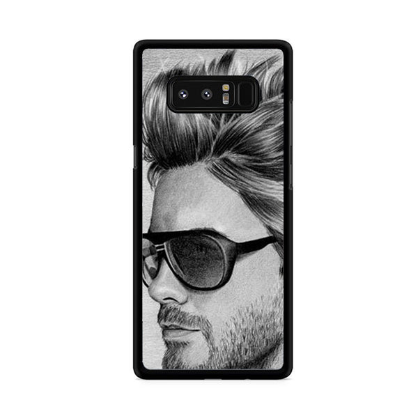 30 Second To Mars Vocal Samsung Galaxy Note 8 Case