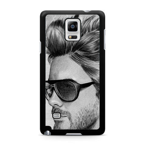 30 Second To Mars Vocal Samsung Galaxy Note 4 3 2 Case