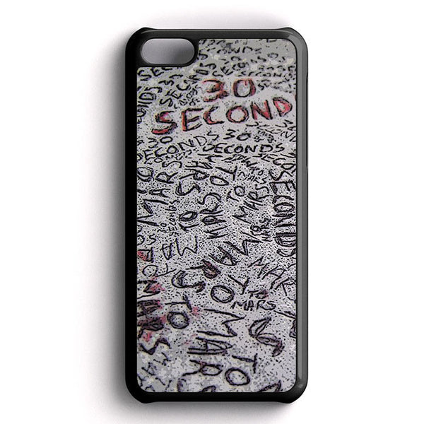 30 Second To Mars iPhone 5C Case