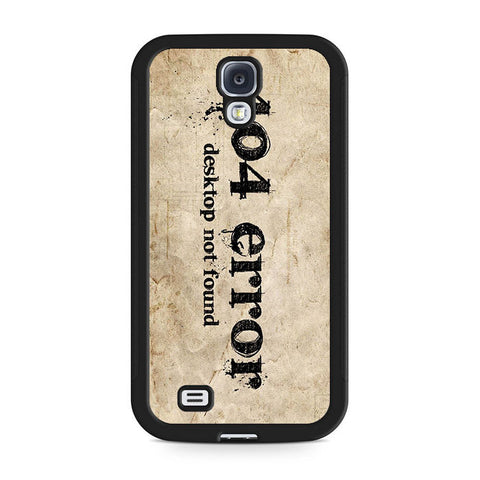 404 Error Samsung Galaxy S4 | S4 Mini Case