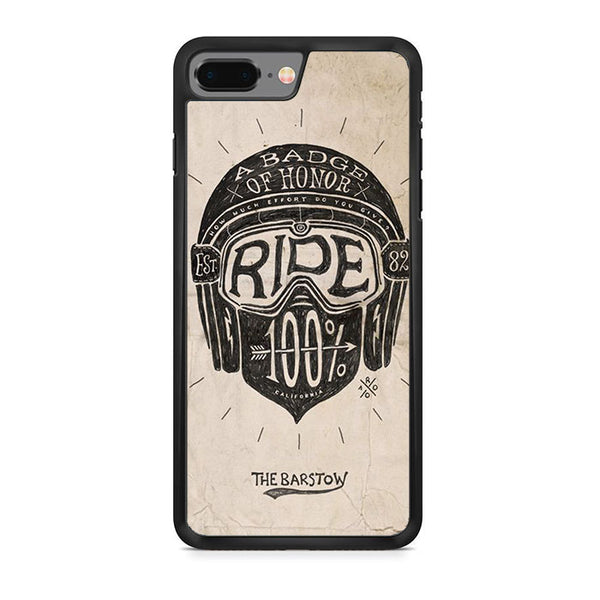 A Badge Of Honor Ride iPhone 8 Plus Case